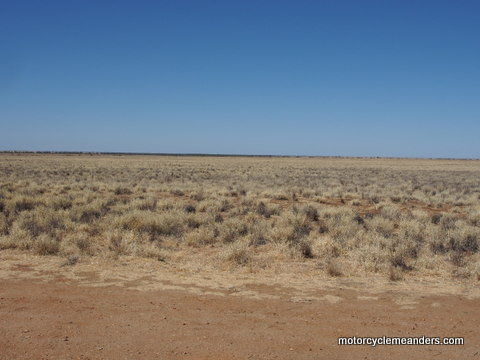 Plains on way to Windorah