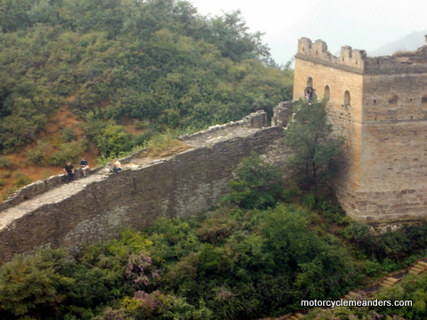 Jingshanling section of Great Wall