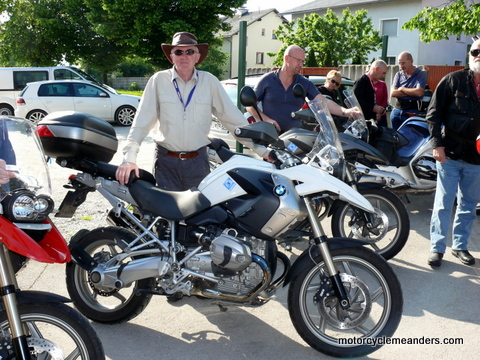 Meeting my R1200GS