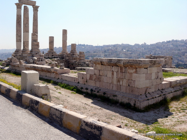 Temple of Hercules, The Citadel