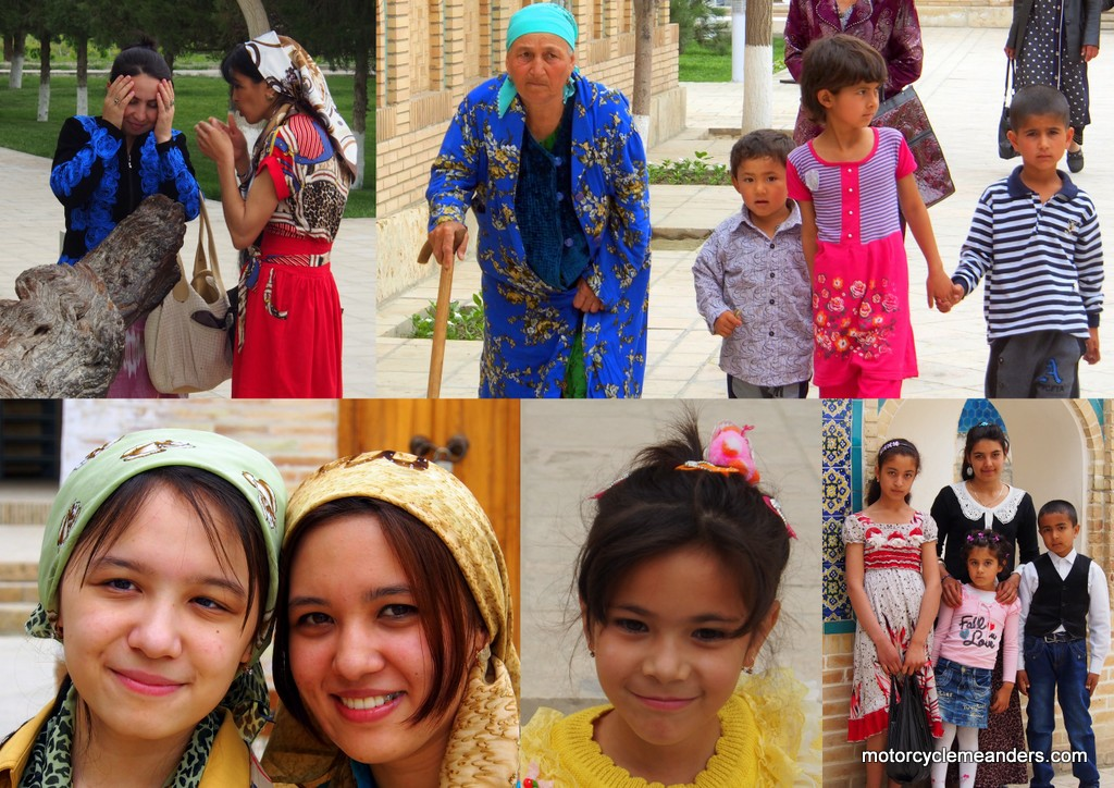 Faces of Uzbekistan