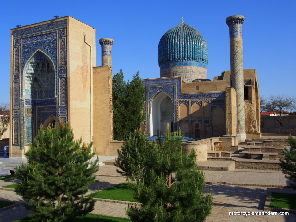 Mausoleum of Tamerlane