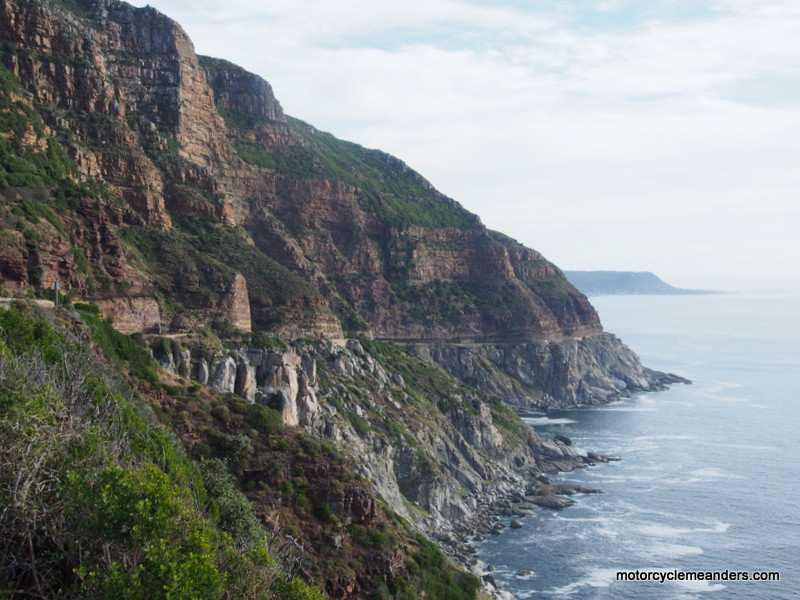 Road from Chapmans Peak