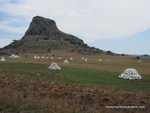 Isandlwana battle site