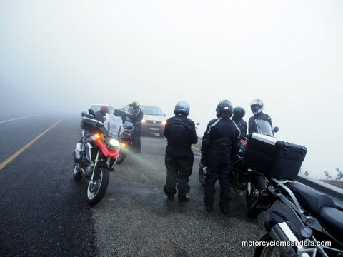 Top of Long Tom Pass