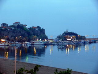 Amasra in the peace of evening
