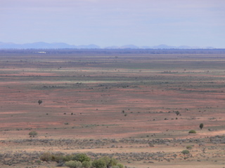 Surrounding countryside, Broken Hill