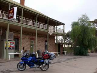 Leigh Creek Hotel at Copley