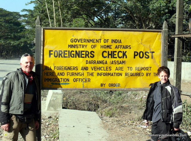 Dylan and me in Bhutan