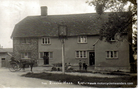 The Queens Head, Kirtling